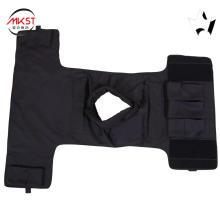 MKST Military Full aramid Body Armor Level 4 Bullet Proof Vest