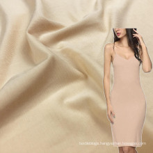 160gsm spandex 14 modal 86 knitted 4 way stretch 80S breathable soft plain jersey fabric for dress
