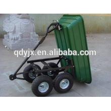 Poly-Dump Cart Gartenkarre TC2145