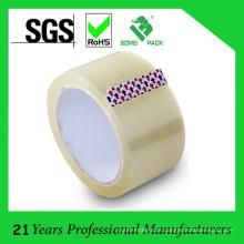 Fitas adesivas do espaço livre de 48mm x de 55m BOPP para a selagem da caixa