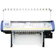 Machine à tricoter en coton Jacquard informatisée de quatrième génération (TLC-336G4 TLC-368G4)