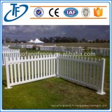 Fabricant professionnel de clôture en garniture galvanisée de qualité supérieure