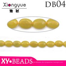 Gelbe Raute Schmuck Perlen für Perlen Armband oder Halskette