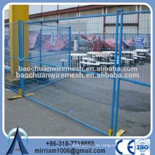 Materiales de construcción valla temporal (China Supplier / Manufacturer / ISO9001: 2008)