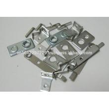 Piezas de estampación de metales para electrónica