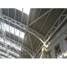 Prefabricated Sandwich Panel Roofing Fertighaus Truss