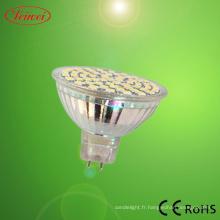 1.8W projecteur de LED SMD (MR16, 12PCS 5050 SMD LED)