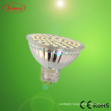 1.8W SMD LED Spotlight (MR16, 12PCS 5050 SMD LED)