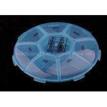 Boîte à pilules en plastique promotionnelle de haute qualité Plb27