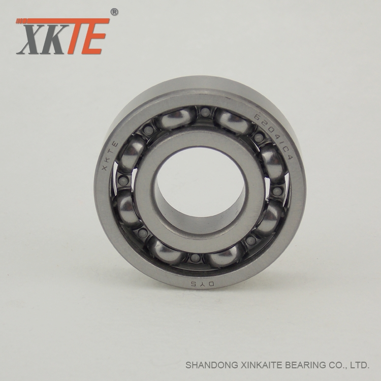6204 C4 Single Row Ball Bearing