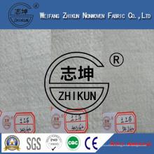 Tissu non tissé de polyester (200GSM 400GSM 500GSM 1000GSM)
