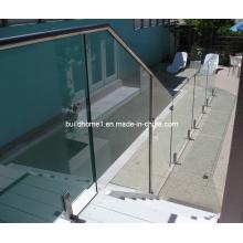 12мм толщина закаленного стекла Fencing
