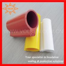 Wire insulated Silicone rubber overhead line cover