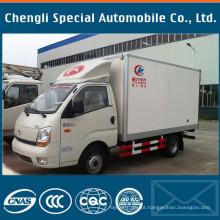 Boa Qualidade Made in China JAC Mini Caminhão Freezer