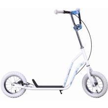 12 pulgadas 2 ruedas niña patada scooter (MK15SC-12282)