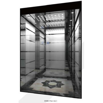 Sicher Kleine Maschine Zimmer 1600 kg Apartment Aufzug