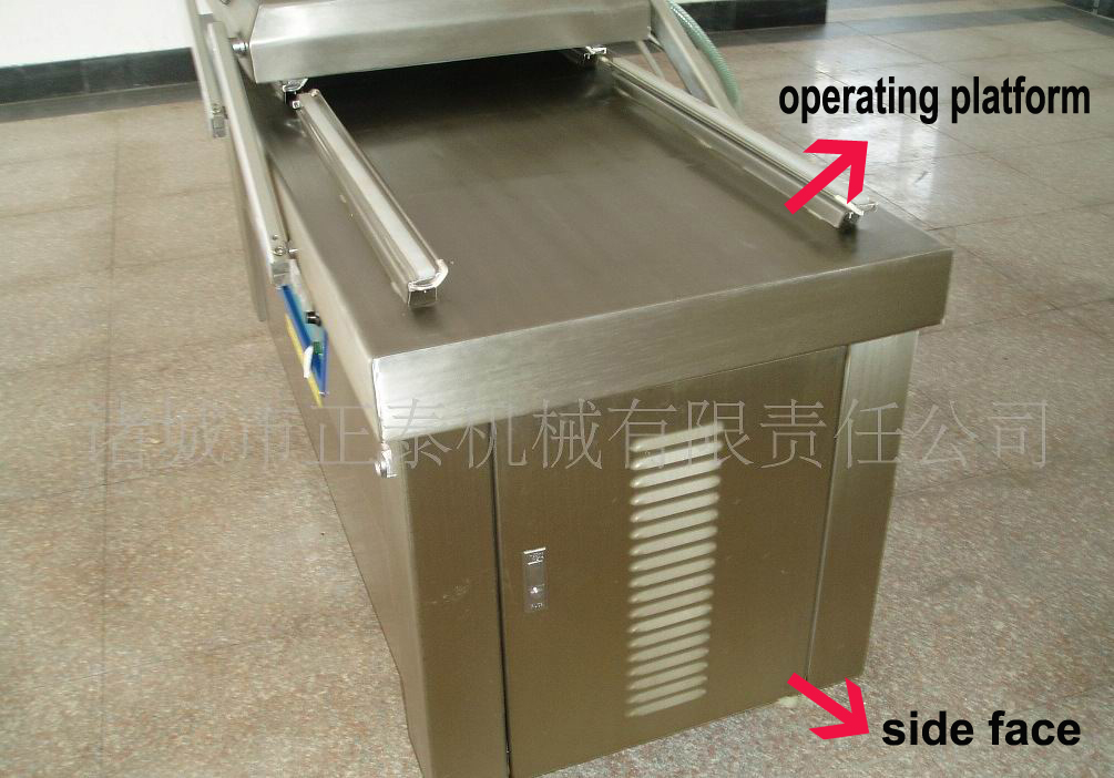 Big Bags Vacuum Packing Machine for Eggplant