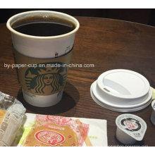 Termoticidade de Copos de Papel para Café em Boa Qualidade