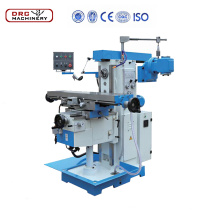 Universal milling machine horizontal lifting platform X6125A mini cnc milling machine for sale