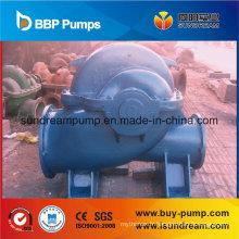 Pompe à eau centrifuge de double casse d'aspiration (XS)