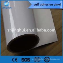 Best price vinyl adhesive/ self adhesive film / printed vinyl