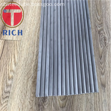 TP410 Seamless Ferritic and Martenstic Stainless Steel Tube
