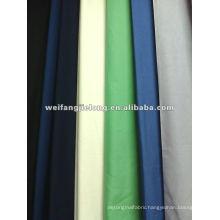 "T/C 80/20 24x24 100x52 57/8"" dyed poplin for garment"