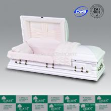 China Sarg Unternehmen LUXES Thearts Oversize Sarg White entwarf Sarg