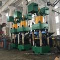 Heavy-duty Copper Powder Metal Filings Block Machine