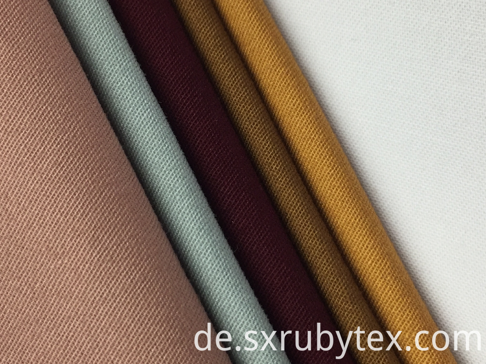 Brushed Solid Fabric
