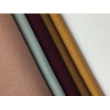 Tela contínua escovada sarja do algodão 32s * 21s