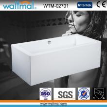 Big Rectangle acrylique autonome en trempage / bain de trempage (WTM-02701)