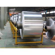 450mm Aluminium foil jumbo roll