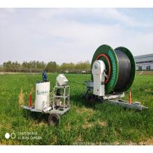 irrigateur de dévidoir de fertilisation et d'eau