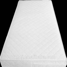 Protecteur de couverture matelassé hypoallergénique imperméable de matelas de lit d'insecte de lit
