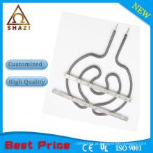 Elemento de aquecimento da bobina do fogão elétrico