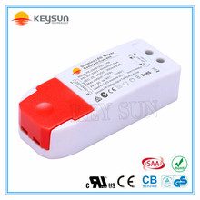 dimmable led driver 300ma universal ac/dc adapter