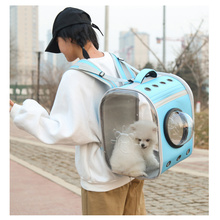 Waterproof extensible travel animal pet carrier backpack bag