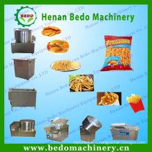 широко используемые картофельные чипсы оборудование /электрический картофельные чипсы резак машина для продажи