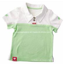 Großhandelskind-Jungen-Polo-T-Shirts