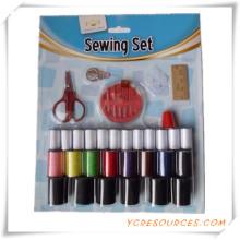 2015 Promotion Geschenk für Sewing Hotel Sewing Set / Set Tisch Nähen Set / Mini Nähzeug / Haushalt Nähen Set (HA20038)