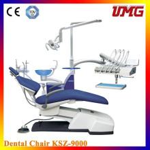 Unidad Siger Dental montada en la parte superior