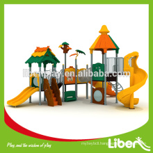 Forest Series Outdoor Playground Slide with High Quality LE.LL.007