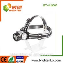China-Fabrik-Massen-Verkaufs-preiswerter ABS-Plastik 5MM LED-Hochleistungs-Multifunktions-guter Bügel-Bergbau-Scheinwerfer
