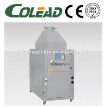 Frutas e vegetais de água gelada máquina de refrigeração de água de congelamento de Binzhou Colead
