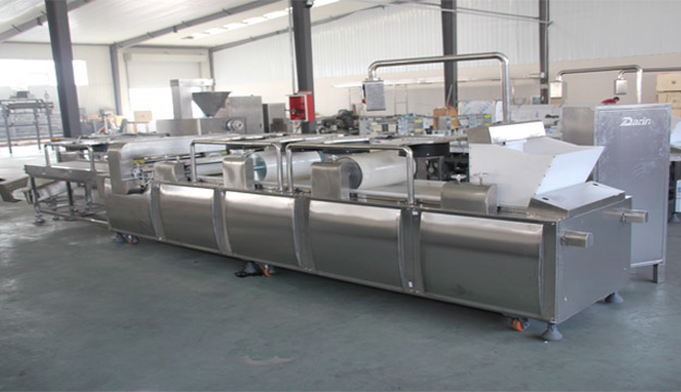 Snacks Bar Cutting Machine
