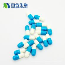 Cápsula de glutatión HPMC 500 mg