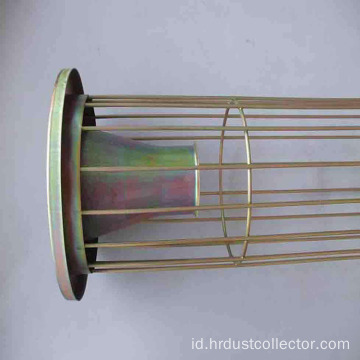 stainless steel bag filter pendukung kandang