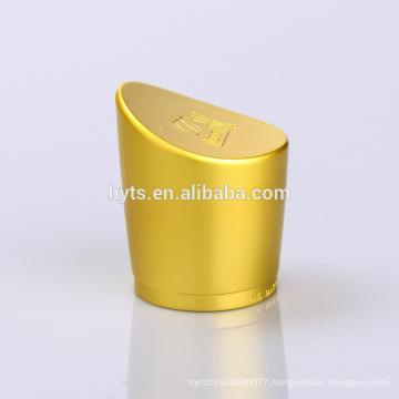 wholesale zamac metal perfume cap