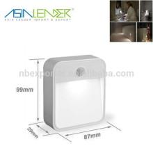 La luz de alta calidad del sensor de movimiento de SMD llevó la luz de la noche